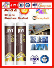 Architecture grade silicone sealant for structural bonding and fixing