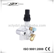 Yongda Motor Air-condition Motorized Control Gas Aluminum Angle Valve