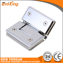 stainless steel double side shower door hinge