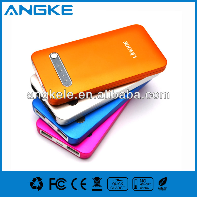Hot selling new arrival 5000mA <strong>mobile</strong> power bank