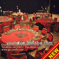 2013 new resin wholesale chair cover wedding party