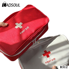 Fashion Travel Portable Medical First Aid Kit Large Bag