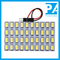 Car Panel Light Reading Light Dome Light 5630 9smd 12smd 15smd 20smd 28smd 32smd 36smd 40smd With T10 Ba9s Fesston 3 Connectors
