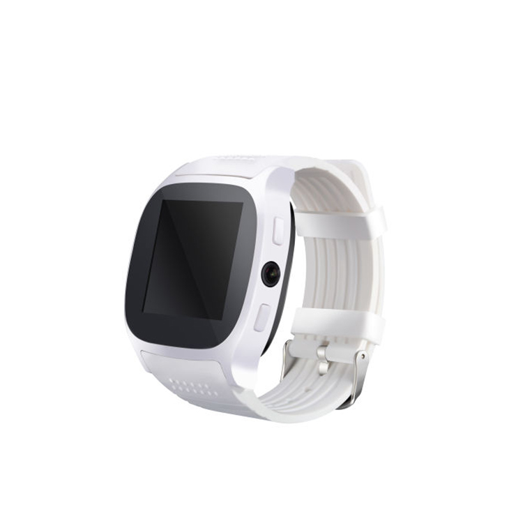 1.54Inch Screen MP3 Player Sport Fitness Pedometer Bluetooth Touch Screen Mobile Cell Phone Smart Talking Watch