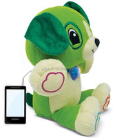 Interactive intelligence singing christmas dog toys