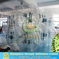 Inflatable adult bumper ball , inflatable buddy bumper ball for adult