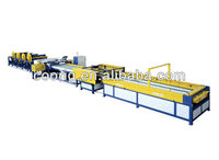 Auto duct line 5; duct machine; duct forming machine
