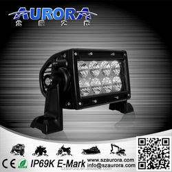 AURORA E-MARK 4inch dual row 40w led light bar used motorcycle