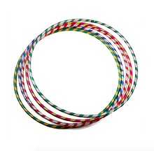 High quality play fitness gymnastic PVC cheap hula hoop for children
