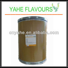 popular vanillin powder flavour in food