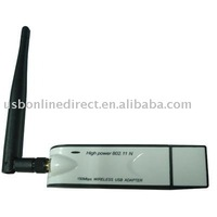 USB 802.11N 150M WIRELESS LAN Adapter,High power 500MW(RT3070 Chipset)