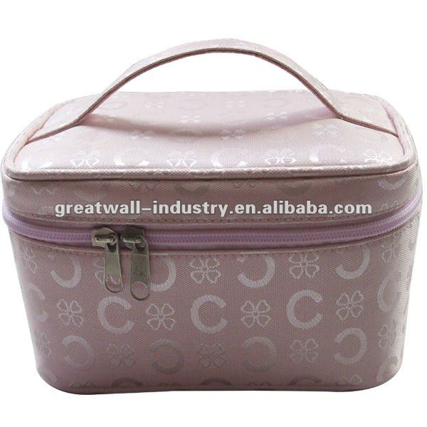 2012 fashion travle cosmetic bags for women