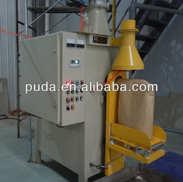 automatic powder weighing filling packing system for valve bags (BV and ISO certificate)