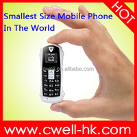 Hot Sale world smallest mobile phone MINI Car Shaped mobile phones In Hand