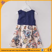 ins Europe and boys dress cute Princess bow dress formal dresses