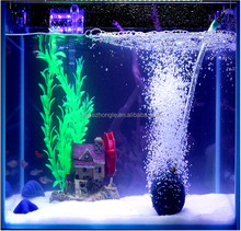 Top selling stock bubble small pellet air stone for aquarium