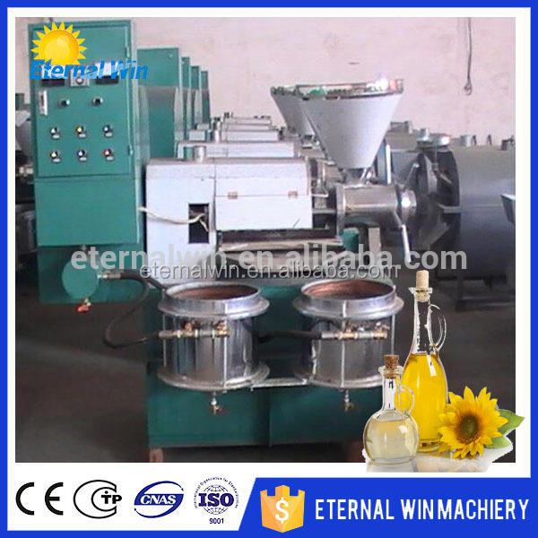 Factory rice bran oil machine price new conditon Rice bran oil making machine