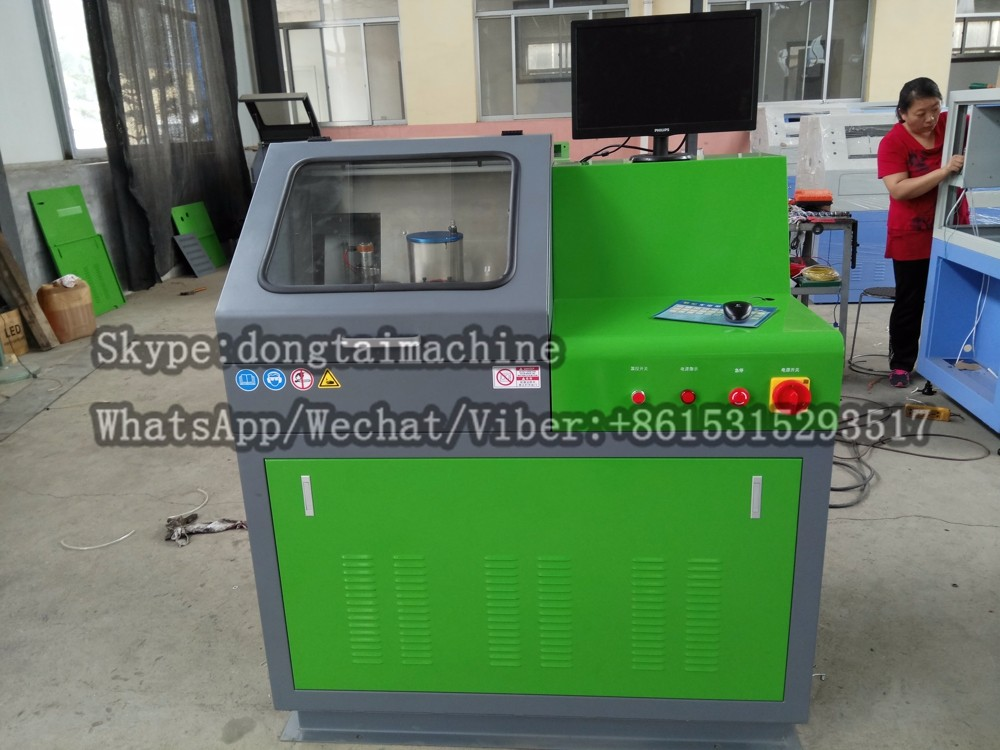 DTS709 CRDI INJECTOR TEST BENCH 380V 3PHASE