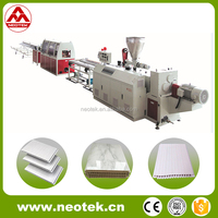 Best Selling Panel Extrusion Line Pvc Profile Ceiling Panel Extrusion Line