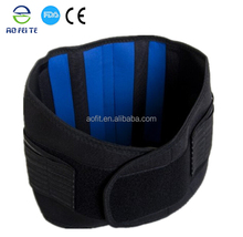 Aofeite Medical Devices Lumbar Support Elastic Waist Support Belt For Men