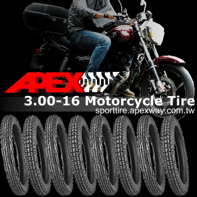 3.00-16 Motorcycle Tire