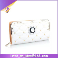 2015 New designer ladies fashion purses made in Guangzhou