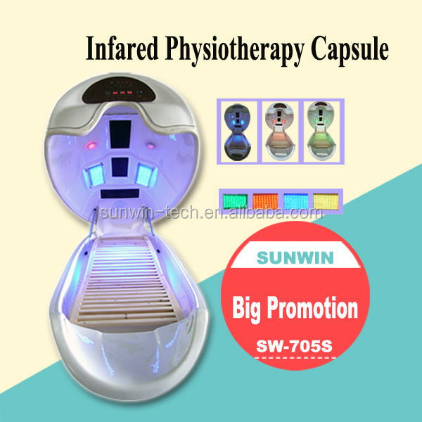 SW-705S Photon Light Magic SPA Tunnel SPA Capsule Machine/ Infrared Rays SPA Equipment