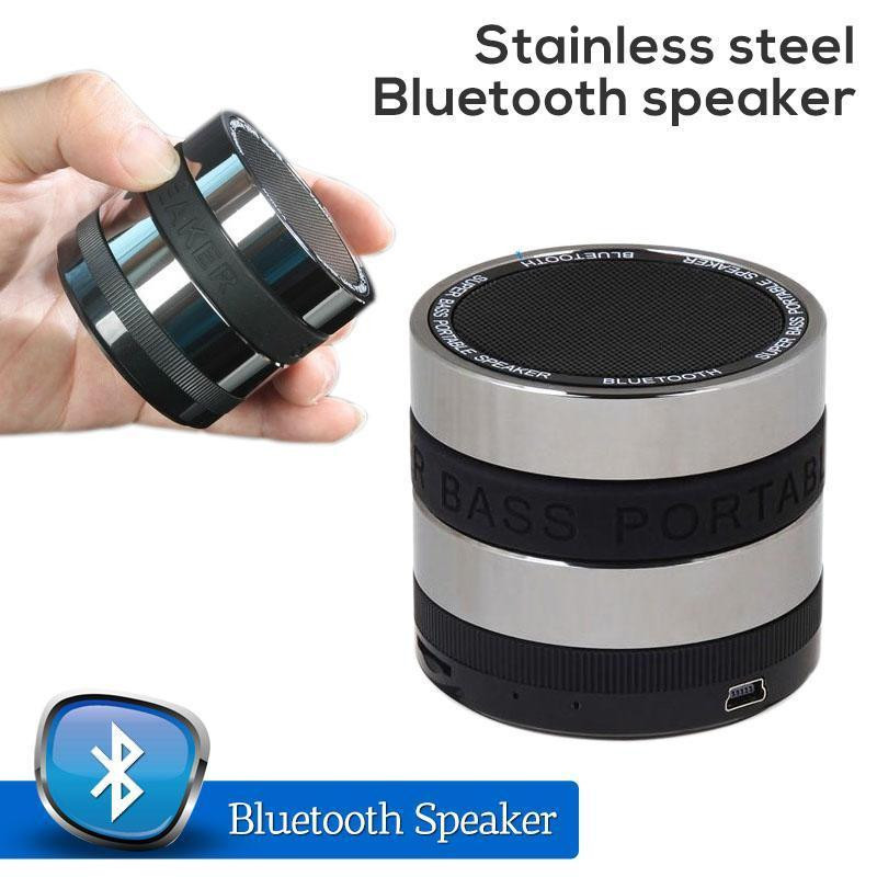 Super Bass Portable Mini Wireless Bluetooth Speaker for <strong>MP3</strong> / iPhone / iPad / Samsung / Tablet PC / Laptop