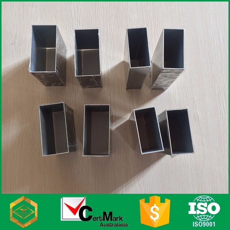1mm hollow square aluminum 5056 tube made in China
