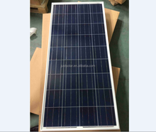 130W poly solar module , solar , solar cells with good quality in China