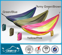 Outdoor Used Parachute Hammock For camping