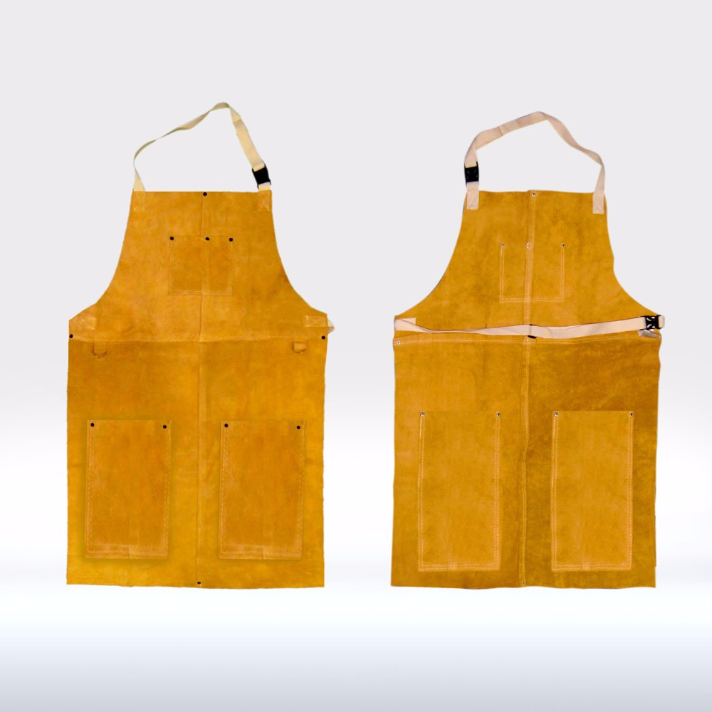 ManLaw BBQ Leather Apron