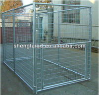 5x10x6ft modular dog kennel