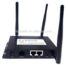 industrial WIFI 4G indoor router suppots DHCP client, DHCP binding MAC address, DDNS, firewall and NAT DMZ host,QoS