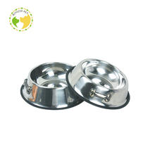 Eco-Friendly Personalized Wholesale Luxury Stainless Steel Dog Bowl