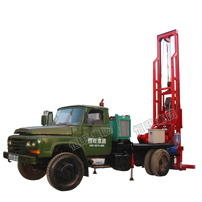 2017 Hot Sale Hydraulic Model Small Portable Water Well Drilling Machine For Sale