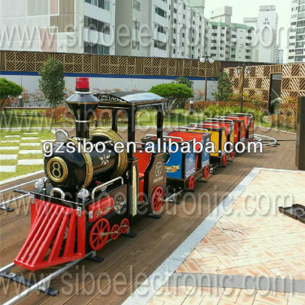 GMKP-102 gz sibo electronic train for amusement zoo park