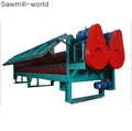 Cheap Double Rollers Debarking Wood Mill For Paper