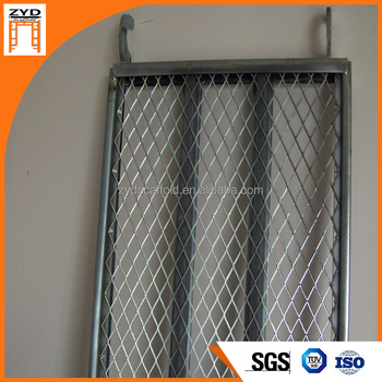 Cheap Galvanized Scaffolding Steel Plank