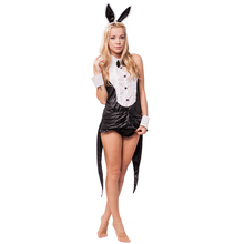 Wholesale adult women Sexy Bunny costumes for Easter Party Cosplay Fancy Dress costumes