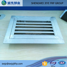 200 x200 mm HAVC adjustable air vent pvc plastic air vent manufactures