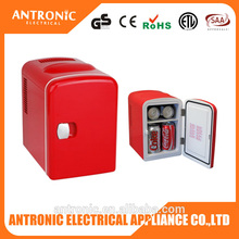 Antronic hot selling portable 4L capacity mini fridge 12v mini car fridge car fridge 12v