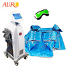 AU-7008 Professional Fitness Electrostimulation Machine Combining Infrared Slimming and Electronic Muscle Stimulator