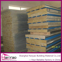 Light Weight Heat Cold Insulation Fiber Cement Board FRP Sandwich Panel Roof Sheet with Cost Price