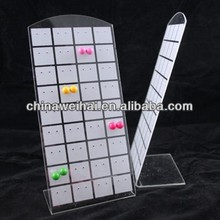 small jewelry display cases,earring display stand shop