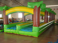 Sunway Slip N Slide Inflatable Slide The City, Airtech Inflatable Water Slip N Slide