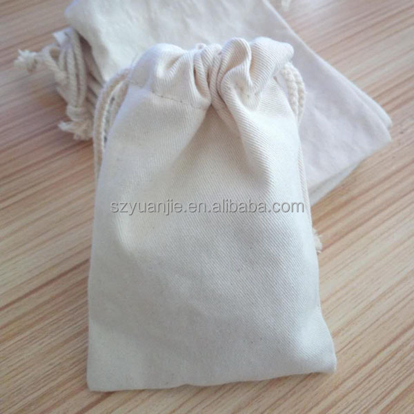 Cotton Calico Drawstring Bag, Cotton Calico Drawstring Bag ...