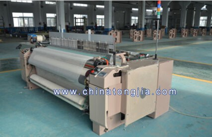 weaving loom machine air jet loom