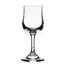 Home decor cheap 1oz handle wine glass cup