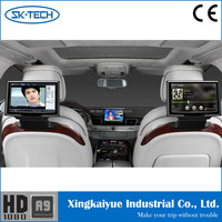 Headrest/ Back Seat Android 4.4.4 system 1080P 10.1 Inch TFT LCD Car TV Monitor for Audi